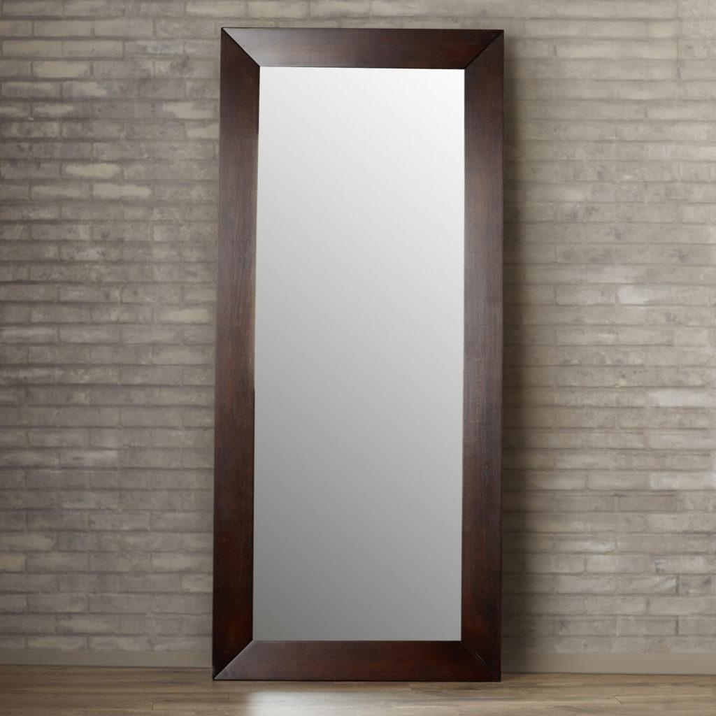 Homeware: Full Length Mirror On A Stand | Floor Length Wall Intended For Modern Free Standing Mirror (Image 10 of 20)