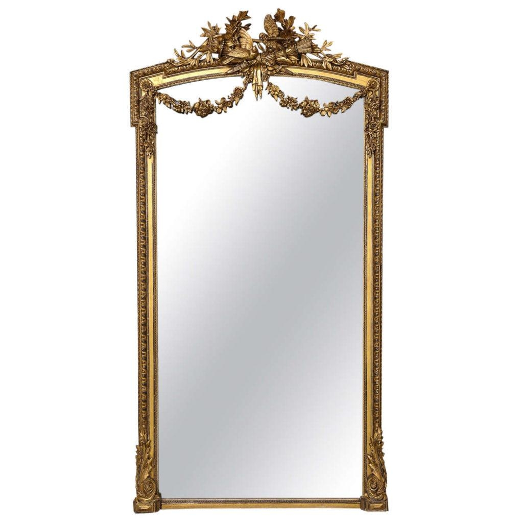 Homeware: Full Length Mirror On A Stand | Floor Length Wall Pertaining To Gold Full Length Mirror (Image 15 of 20)