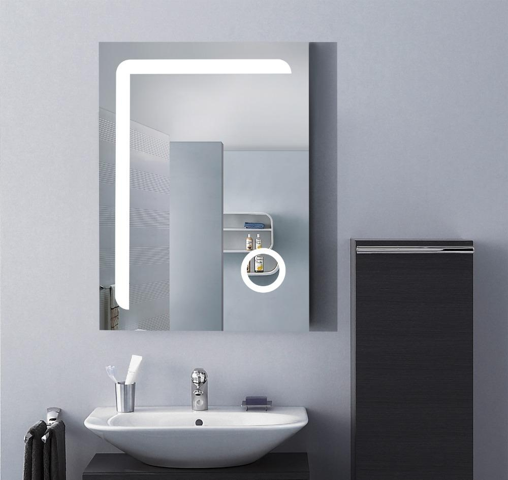 Hotel Lighted Vanity Mirror, Hotel Lighted Vanity Mirror Suppliers Pertaining To Hotel Mirrors (Image 11 of 20)