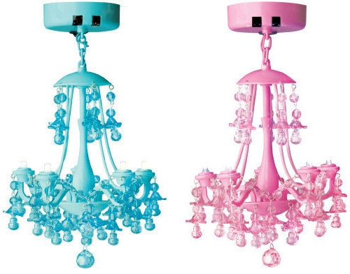 How To Accessorize And Decorate Your School Locker With Turquoise Locker Chandeliers (Image 15 of 25)