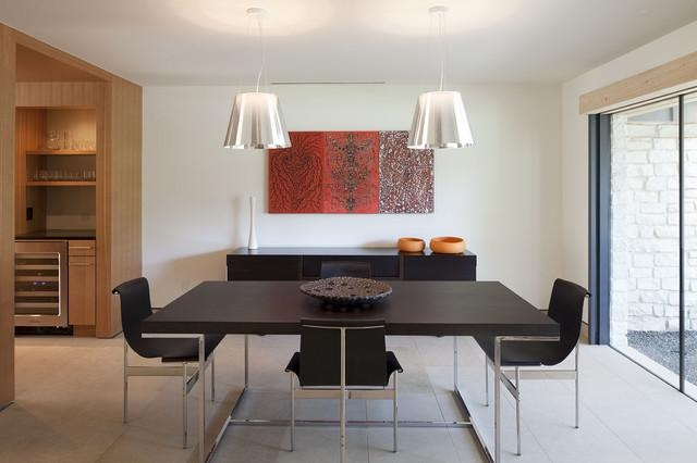 How To Get The Pendant Light Right With Lights Over Dining Tables (Image 12 of 20)