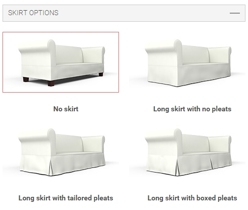 How To Order A Custom Handmade Slipcover Online From Comfort Works Inside Slipcover Style Sofas (View 8 of 20)