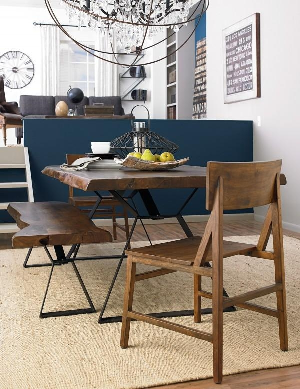 Ht1T London Loft Dining Tablehome Trends & Designs – Kitchen Within Dining Tables London (Image 12 of 20)