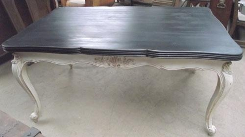 Idbm4 Large French Dining Table – Provencal Style Regarding French Extending Dining Tables (Image 14 of 20)
