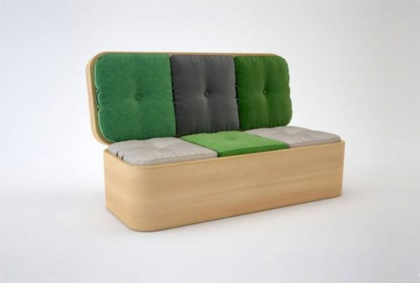 If It Looks Like Just A Couch To You, Wait Until You See It Move With Collapsible Sofas (Image 17 of 20)