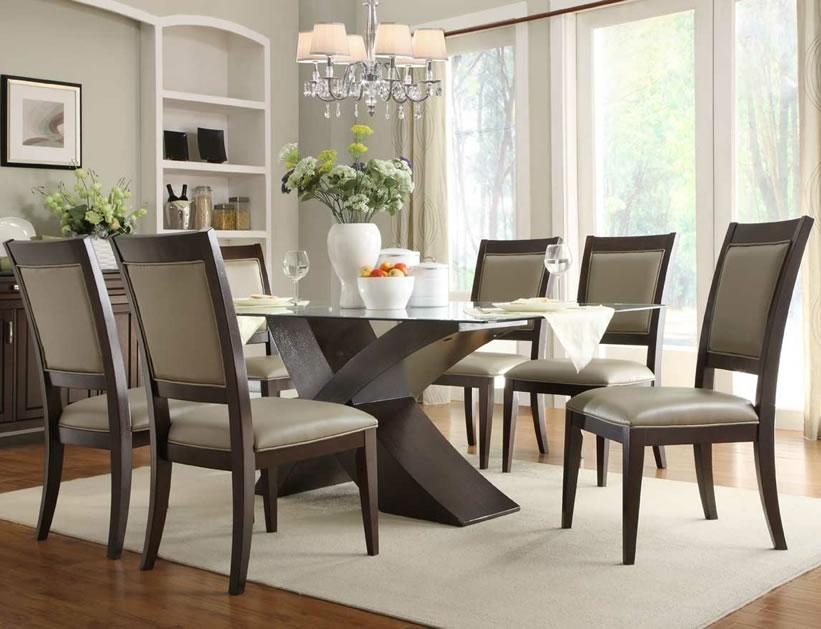 Ikea Dining Room Chairs Sale – Creditrestore Within Glass Dining Tables And Chairs (View 20 of 20)
