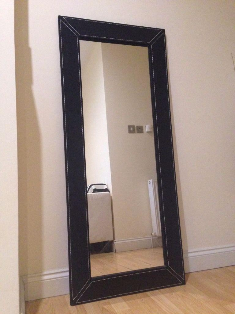 Ikea – Large Black Mirror | In Camberwell, London | Gumtree Intended For Large Black Mirror (Image 11 of 20)