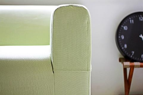 Ikea Sofa Arm Covers – Beautiful Custom Slipcovers | Comfort Works With Regard To Armchair Armrest Covers (View 10 of 20)