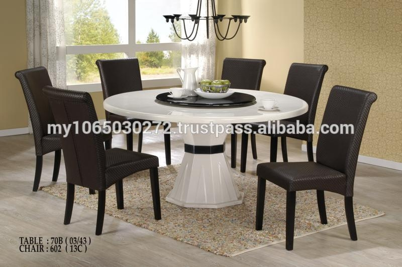 Imposing Ideas Solid Marble Dining Table Surprising Design Marble Intended For Solid Marble Dining Tables (View 11 of 20)