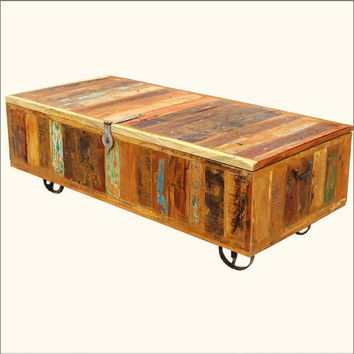 Impressive Best Coffee Tables With Box Storage Throughout Shop Storage Chest Box On Wanelo (Image 32 of 50)
