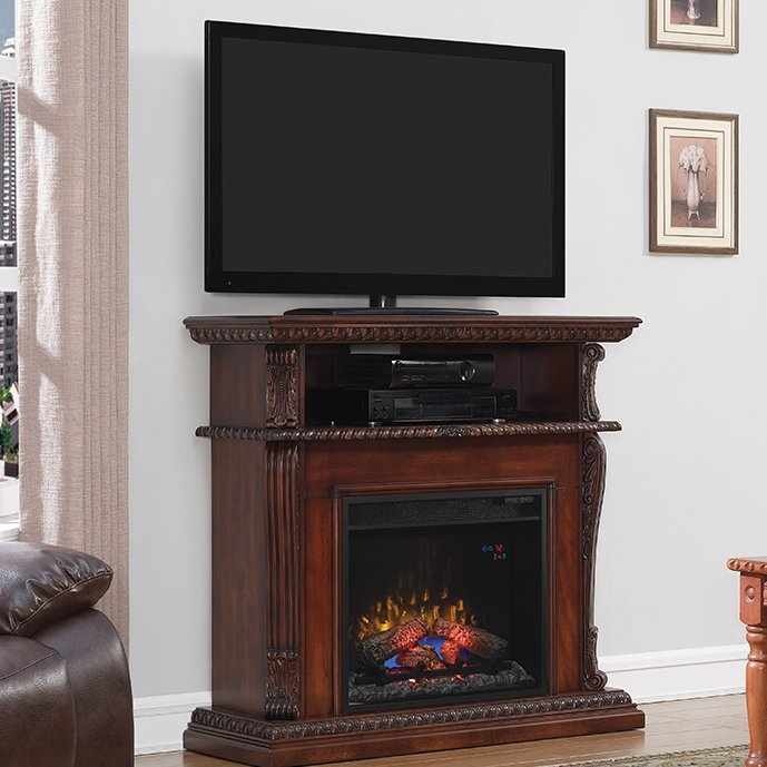 Impressive Best Country TV Stands With Dar Home Co Lincolnville Cottagecountry 42 Tv Stand With (Image 29 of 50)