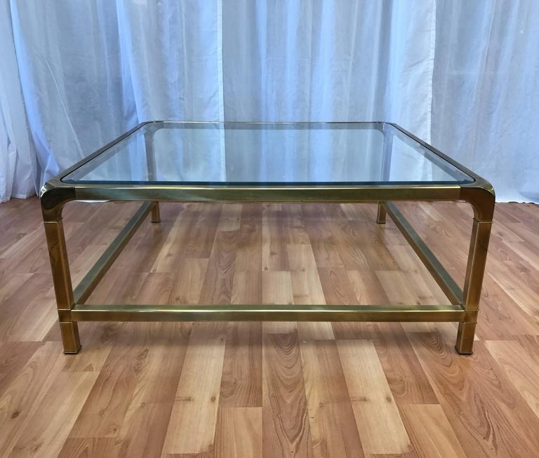 Extra Large Stone Coffee Table: 50 Best Large Glass Coffee Tables