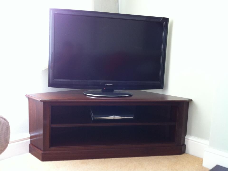 Impressive Best Mahogany Corner TV Cabinets Regarding Made To Measure Handmade Cabinets (Image 27 of 50)