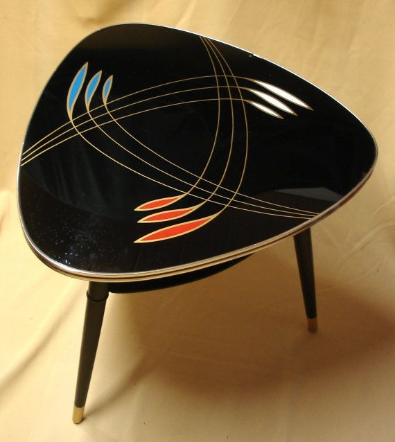 Impressive Best Retro Glass Coffee Tables Pertaining To 195 Best Mid Century Modern Tables Images On Pinterest Mid (Image 25 of 50)