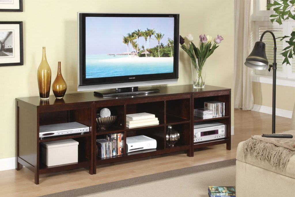 Impressive Best Trendy TV Stands Pertaining To Tv Stand With Shelves 68 Unique Decoration And Tv Stands Tv Stand (View 43 of 50)