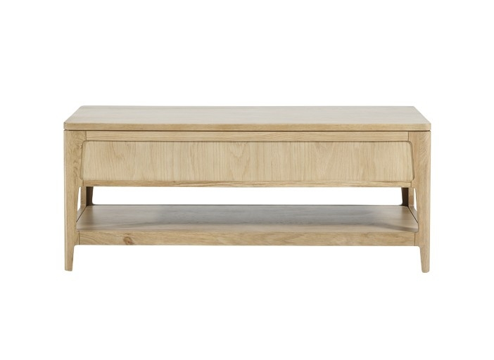 Impressive Brand New Ava Coffee Tables Regarding Ava Coffee Table With Two Drawers Swagger Inc (View 21 of 50)