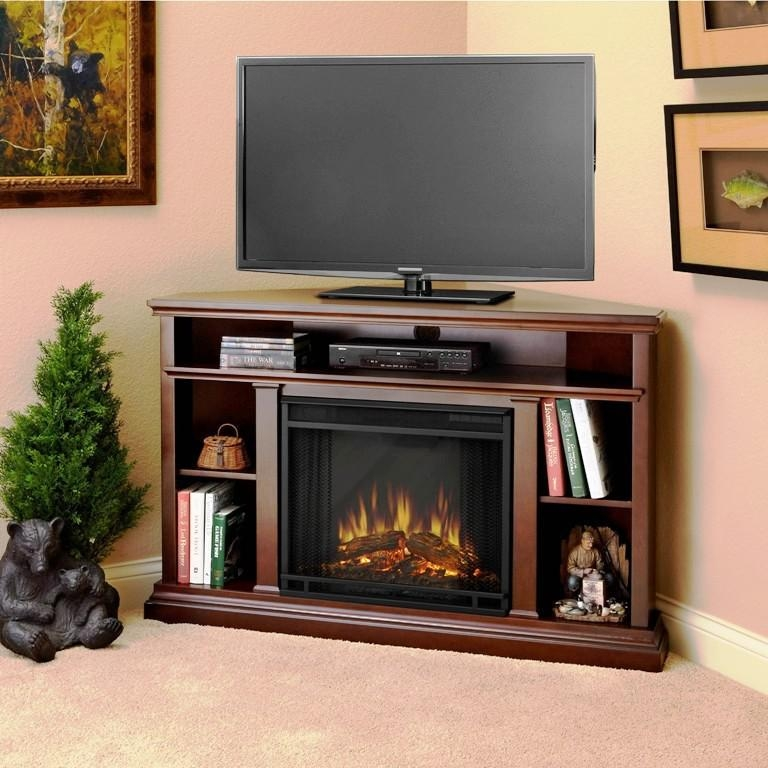 Impressive Brand New Corner 55 Inch TV Stands With Tv Stands Elegant Black Corner Tv Stand For 55 Inch Tv Ideas (Image 30 of 50)