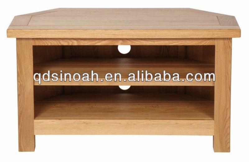 Impressive Brand New Dark Oak Corner TV Cabinets Intended For Wooden Corner Stands Wooden Corner Stands Suppliers And (Image 26 of 50)
