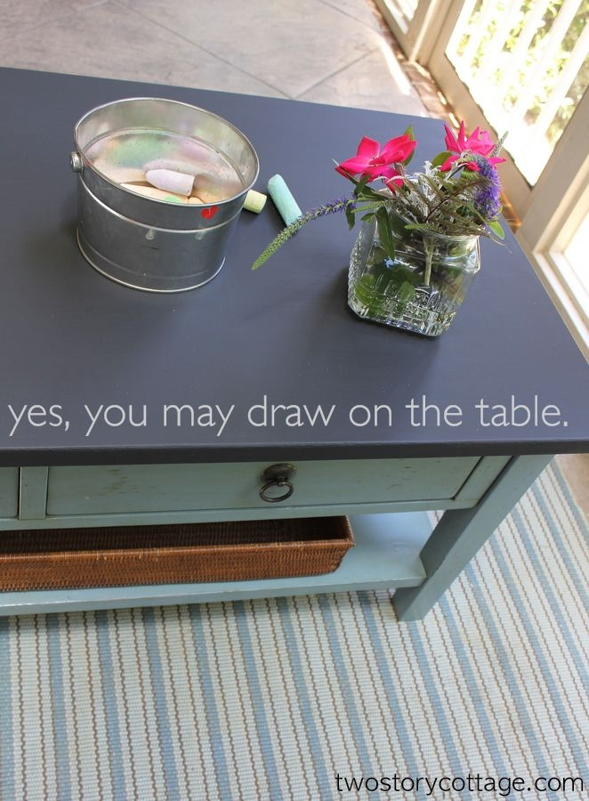 Impressive Brand New Kids Coffee Tables With Regard To Best 25 Chalkboard Coffee Tables Ideas On Pinterest Chalkboard (Image 30 of 50)