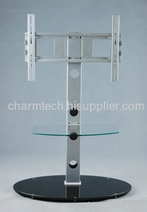 Impressive Brand New Round TV Stands In Round Glass Tv Stand From China Manufacturer Ningbo Charm Tech (Image 28 of 50)