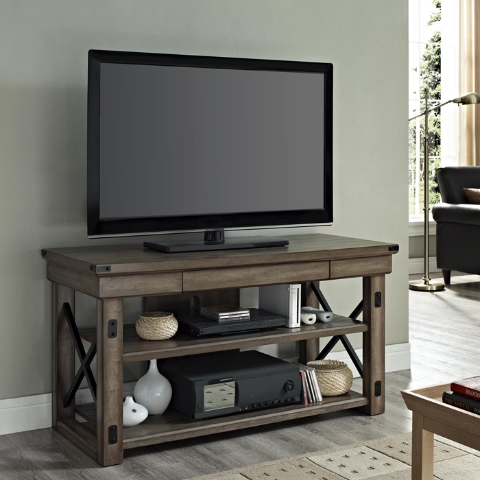 Impressive Brand New Rustic TV Stands For Sale Pertaining To Tv Stands Colletion Modern Design Tv Stand Under 50 Marvellous (Image 27 of 50)