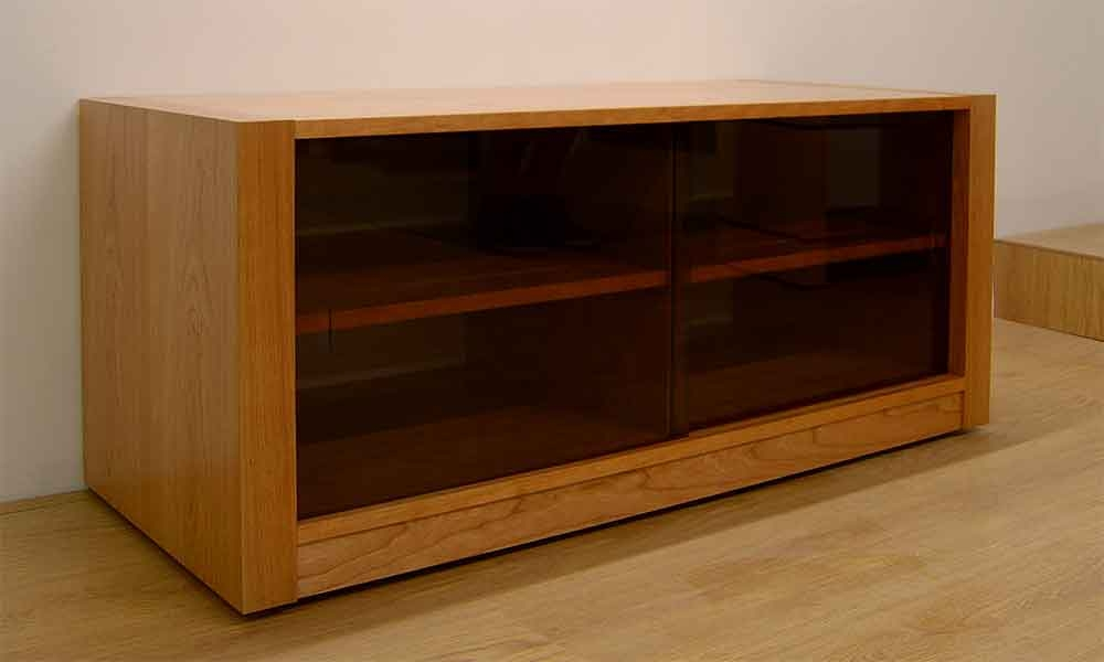 Impressive Common Cherry Wood TV Cabinets With Regard To Cherry Av Furniture Cherry Av Cabinets Cherry Tv Stands Cherry (Image 22 of 50)