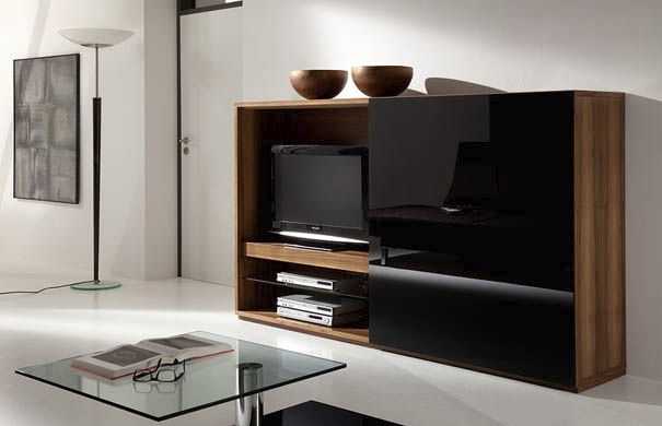 Impressive Common Contemporary TV Cabinets In Contemporary Tv Cabinet Wooden Rooming Die Collection (Image 32 of 50)