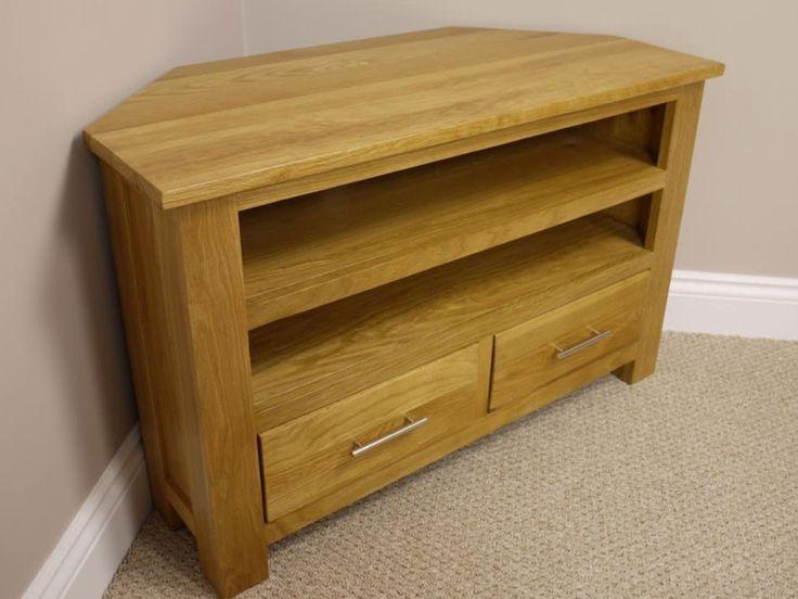 Impressive Common Corner Oak TV Stands In 22 Best Corner Tv Cabinets Images On Pinterest Corner Tv (View 18 of 50)