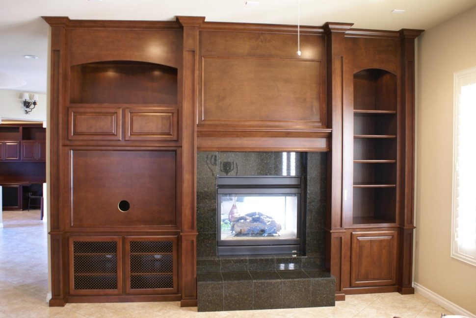 Impressive Common Enclosed TV Cabinets For Flat Screens With Doors In Living Room Furniture Short White Enclosed Tv Cabinets Flat (Image 30 of 50)