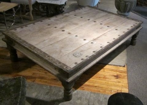Impressive Common Indian Coffee Tables For 19thc Indian Bed Coffee Table At 1stdibs (Image 23 of 40)