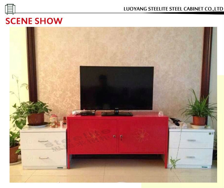 Impressive Common Red Gloss TV Stands Intended For Living Room Multi Purpose High Gloss Modern Metal Legs Tv Stand (View 38 of 50)