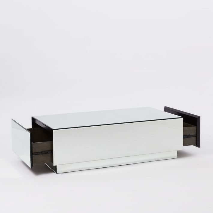 Impressive Common Small Mirrored Coffee Tables For Coffee Table Mirror Cool Coffee Table Sets For Modern Coffee (View 43 of 50)