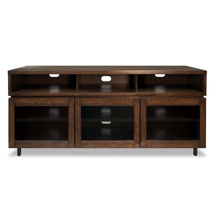 Impressive Common TV Stands For 70 Inch TVs With Bello Contemporary Solid Wood And Glass 70 Inch Tv Cabinet Cocoa Pr (Image 27 of 50)