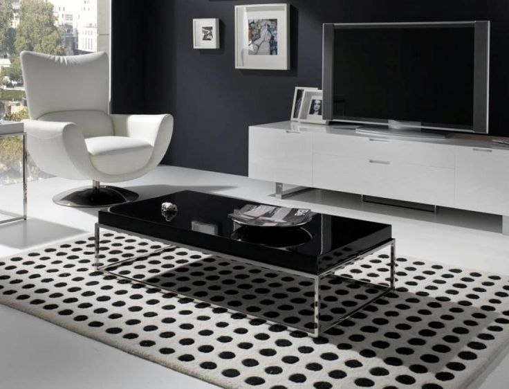 Impressive Common White And Chrome Coffee Tables Regarding 361 Best Hall And Coffee Side Tables Ottomans Images On Pinterest (Image 31 of 50)