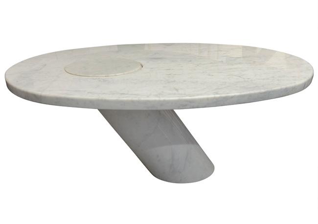 Impressive Common White Marble Coffee Tables Intended For White Marble Coffee Table (Image 27 of 50)