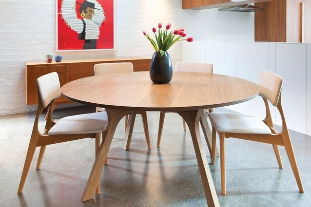 Impressive Decoration Scandinavian Dining Table Beautiful Idea Within Danish Style Dining Tables (Image 11 of 20)