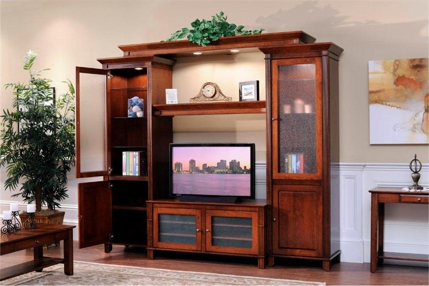 Impressive Deluxe Cherry Wood TV Cabinets Throughout Tv Stands Awesome 50 Inch Tv Stand Walmart Design Cheap 50 Inch (View 17 of 50)