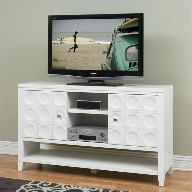 Impressive Deluxe Cream Color TV Stands Regarding Tv Stands Brandnew Slim Tv Stand Black Color For Bedroom (Image 35 of 50)