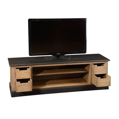 Impressive Deluxe Traditional TV Cabinets Pertaining To Traditional Tv Cabinet Oak Solid Wood 1904 Tt005 Grange (Image 25 of 50)