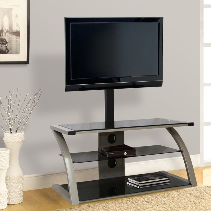 Impressive Deluxe Wooden TV Stands For 55 Inch Flat Screen In Tv Stands Black Tv Stands For 55 Inch Flat Screen Ideas Exciting (Image 29 of 50)