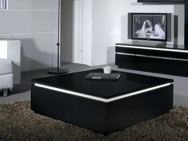 Impressive Elite Black Coffee Tables With Storage With Regard To Coffee Table Coffee Table Black Glass Wengeblack Gloss With (Image 24 of 40)