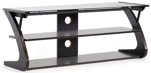 Impressive Elite Glass TV Stands Pertaining To Glass Flat Panel Tv Stands Television Stand Guide (Image 22 of 50)