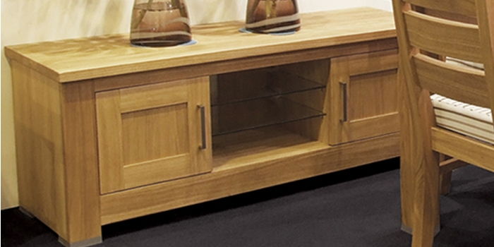 50 Inspirations Large Oak TV Stands