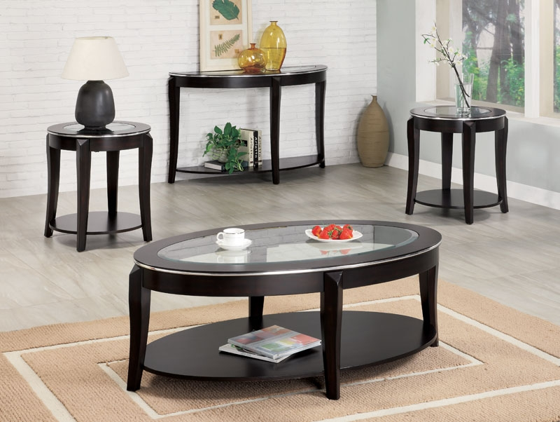 Impressive Elite Oval Shaped Coffee Tables With Coffee Table Charming Coffee Table Set For Inspiring Your Own (View 40 of 50)