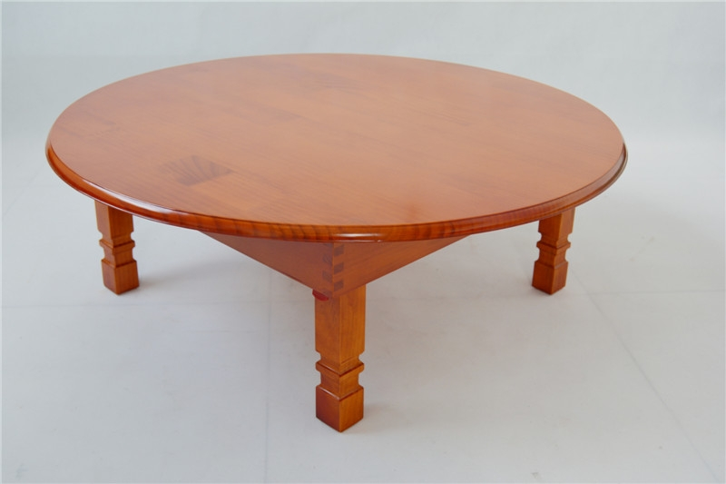 Impressive Elite Round Pine Coffee Tables Inside Compare Prices On Pine Coffee Table Online Shoppingbuy Low Price (View 32 of 50)
