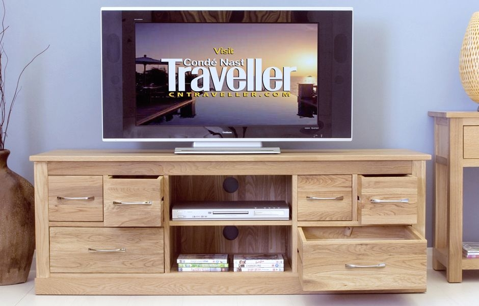 Impressive Elite TV Cabinets With Drawers With Widescreen Tv Cabinet With 6 Drawers Big Blu Furniture (Image 27 of 50)