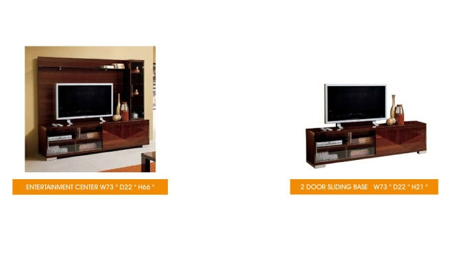 Impressive Elite Walnut TV Stands In Capri Walnut Tv Stand Capri Esf Furniture Tv Stands At Comfyco (View 49 of 50)