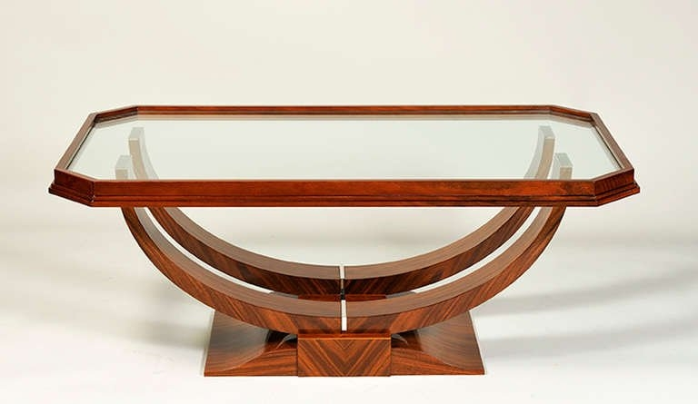Impressive Famous Art Coffee Tables Within Art Deco Style Coffee Table Iliad Design For Sale At 1stdibs (Image 27 of 50)