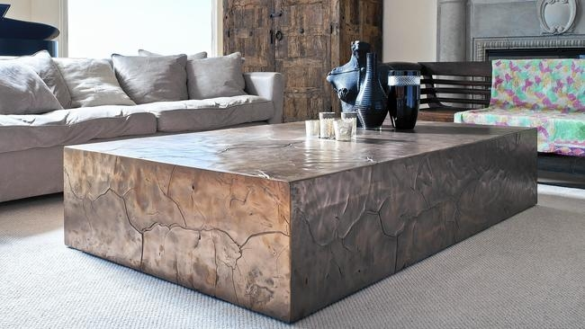 Impressive Famous Extra Large Rustic Coffee Tables Intended For Living Room The Best 25 Large Square Coffee Table Ideas On (View 12 of 50)
