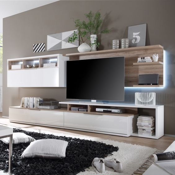 Impressive Famous Mirrored TV Stands Within Tv Stands Amusing Design Mirror Tv Stand Collection Mirrored Tv (View 26 of 50)